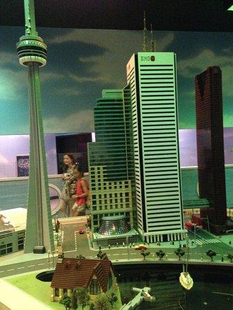 Concord, Canadá: Mini Lego land