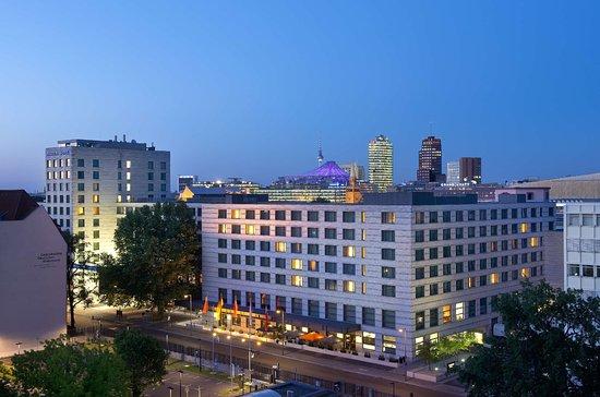 Maritim Hotel Berlin: Exterior