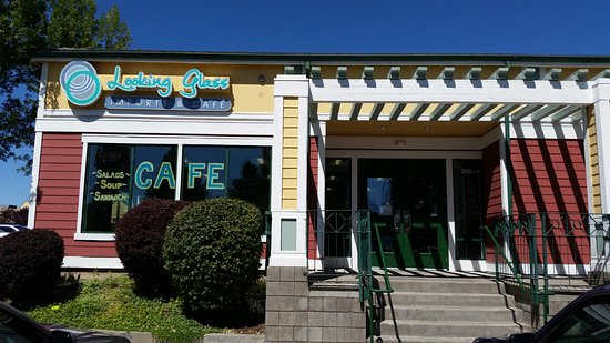 Looking Glass Imports & Cafe
