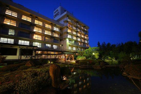 大江戸温泉物語 石和温泉ホテル新光