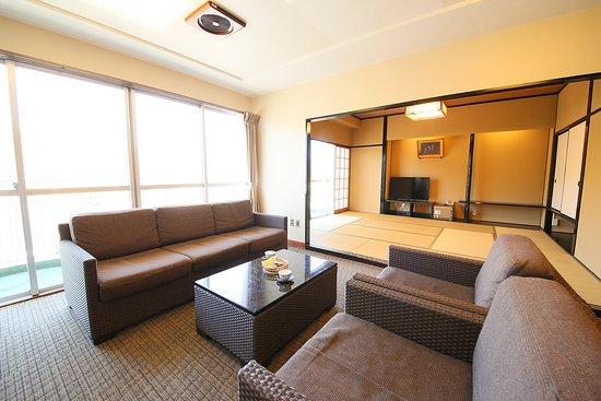 Hotel Shinko : 和洋室のご用意もあります