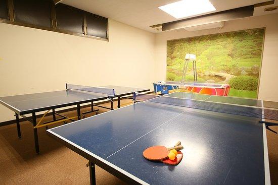 Hotel Shinko : 卓球・カラオケ・麻雀などもお楽しみいただけます