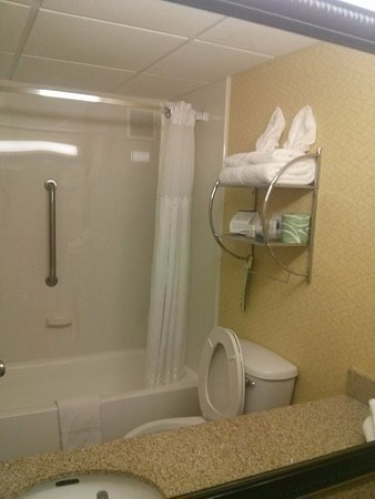 BEST WESTERN PLUS Philadelphia Bensalem Hotel: Limpeza impecável