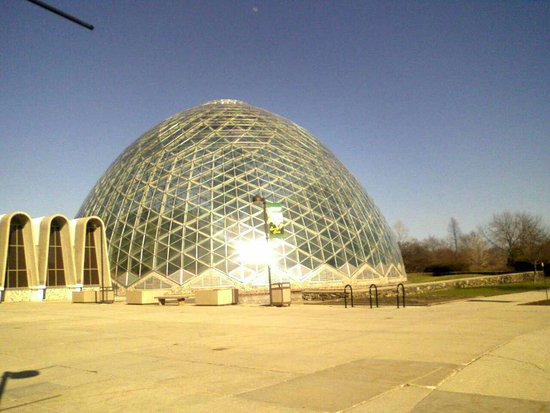 Mitchell Park Horticultural Conservatory (The Domes): Horticulture