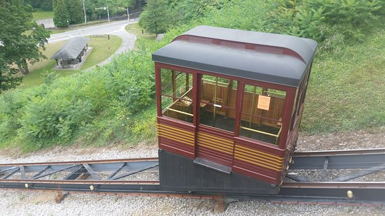 Altoona, PA: The funicular