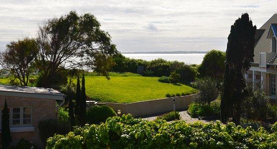Robe, Avustralya: view from balcony
