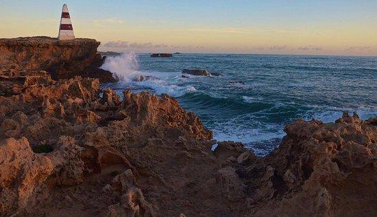 Robe, Australien: famous rugged coastline