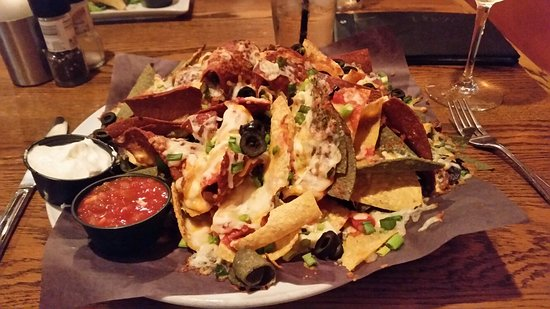 Owen Sound, Kanada: Nachos amazing!