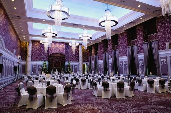 Grand Central Hotel: Ballroom Wedding