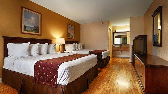 BEST WESTERN Hammond Inn & Suites: 2 Queens