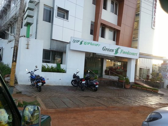 Hotel Green Court : Hotel greencourt new option in mysore