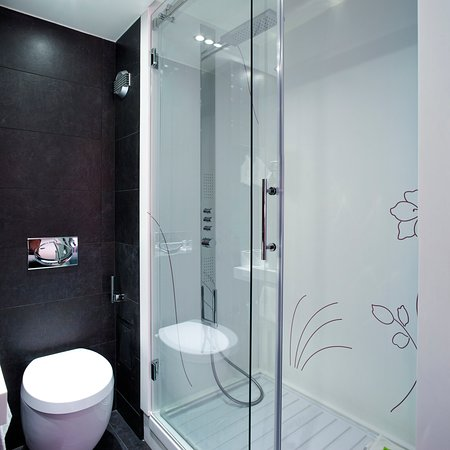 Holiday Inn Paris-St. Germain Des Pres: Guest Bathroom - Shower