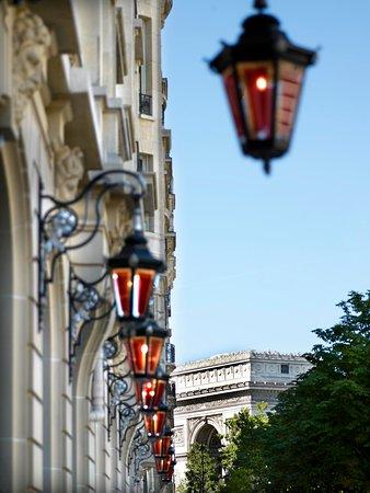 Le Royal Monceau-Raffles Paris: Arc de Triomphe
