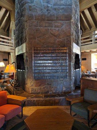 Timberline Lodge, Oregón: Inside the Lodge.