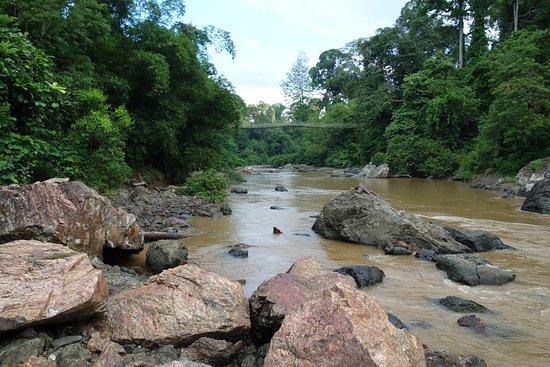Lahad Datu, Malaysia: River