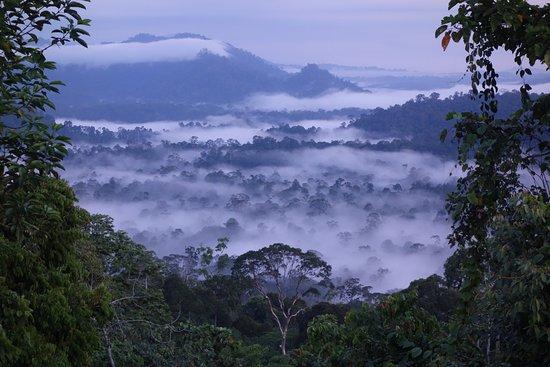 Lahad Datu, Malaysia: Sunrise