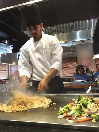 4c9d92bd0fb5 Kobe Teppanyaki and Sushi  Always great food and great service! The food is  always