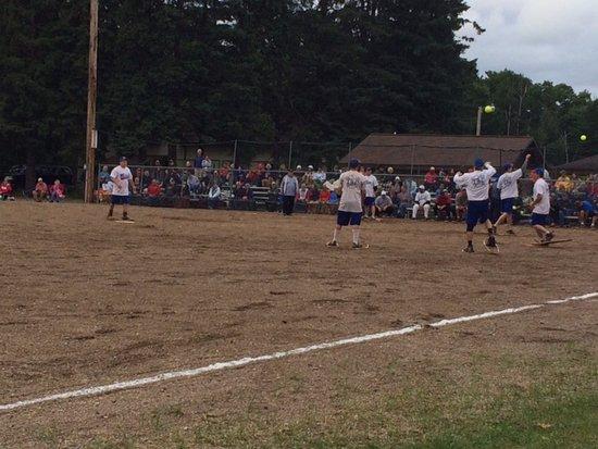 Snowshoe Baseball