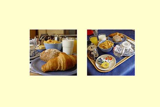 Hotel St-Gervais: Breakfast