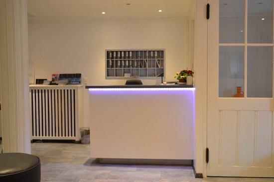 Hotel St-Gervais: Lobby
