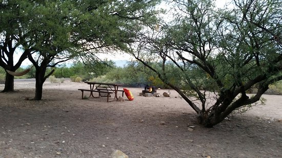 Safford, AZ: Site 30 Hacienda Loop