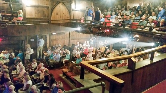 Cape Playhouse: The audience