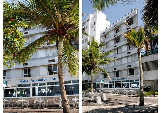 Hotel Arpoador: Exterior View