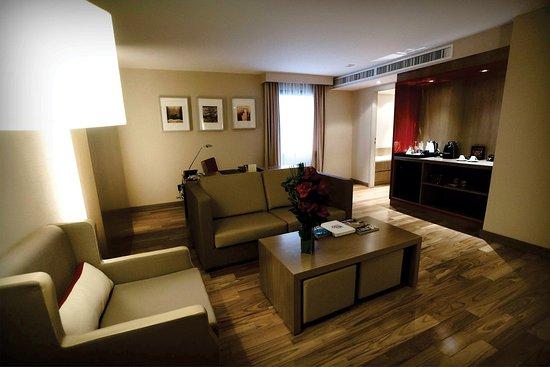 InterContinental Sao Paulo: Executive Suite