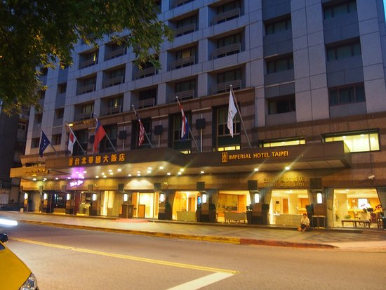 Imperial Hotel Taipei: photo0.jpg