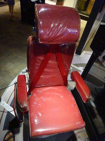 Philip, Dakota del Sur: Control seat!