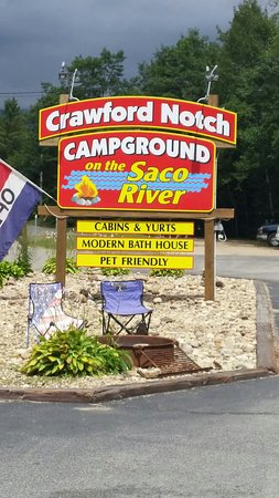 Crawford Notch General Store and Campground: 20160810_122037_large.jpg