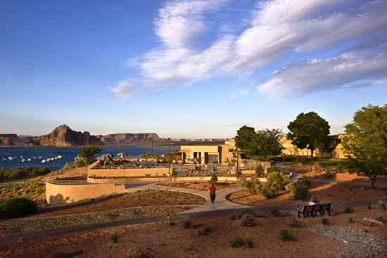 Lake Powell Resort Exterior