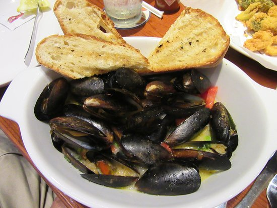 Kelso, واشنطن: Mussels