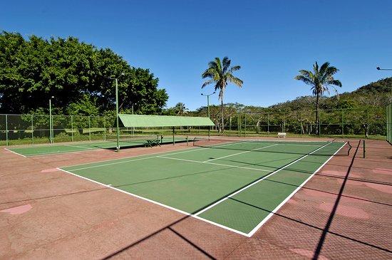 Tambor, Kosta Rika: Tennis Courts