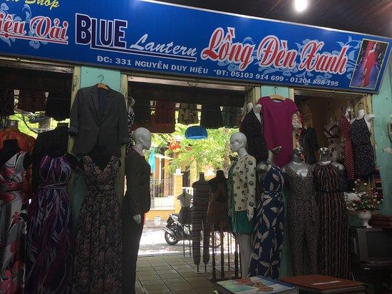 Blue Lantern Tailor
