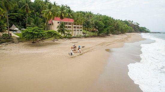 Tambor, Costa Rica: Aerial 3