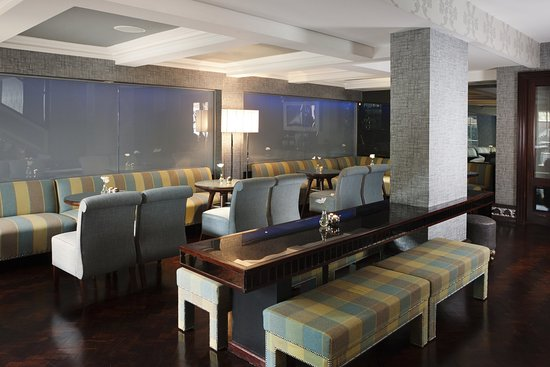 Dylan Hotel: Lounge