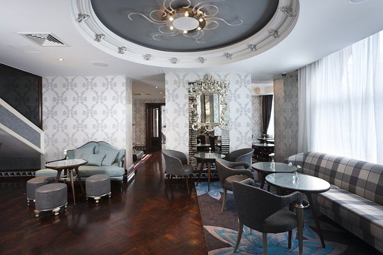 Dylan Hotel: Lounge