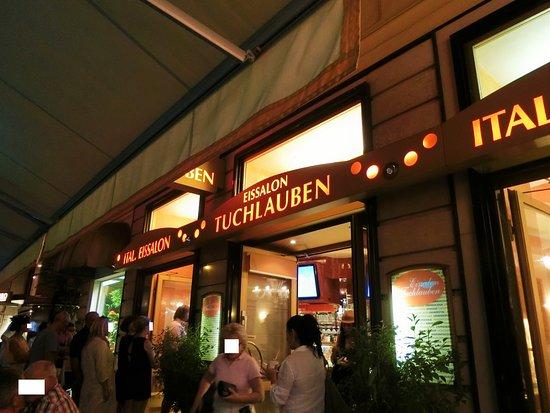 ピスタチオとマンゴー Picture Of Eissalon Tuchlauben Vienna