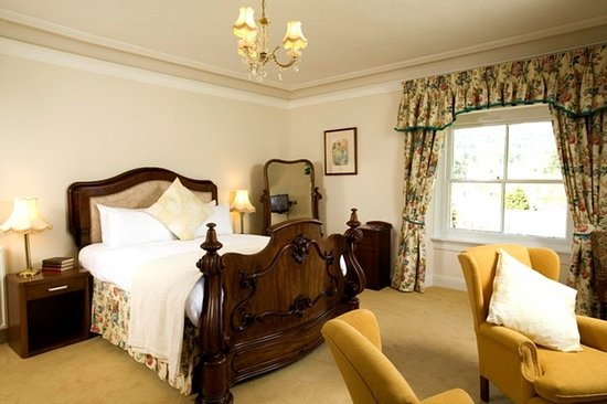 The Lovat, Loch Ness: Guest room