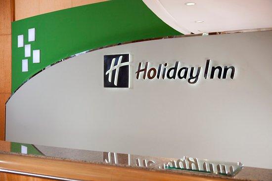 Holiday Inn - Citystars: Front Desk