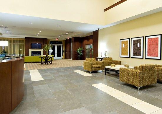 Σπρίνγκφιλντ, Όρεγκον: Hotel Lobby