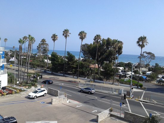 Doubletree Suites By Hilton Doheny Beach Dana Point View From Our Room