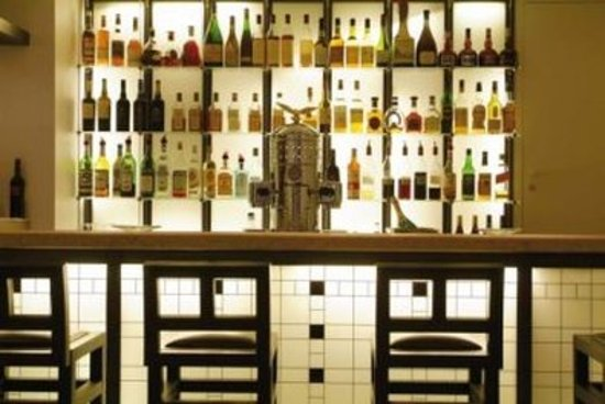 L'Agapa Hotel SPA Nuxe : Carre Bar