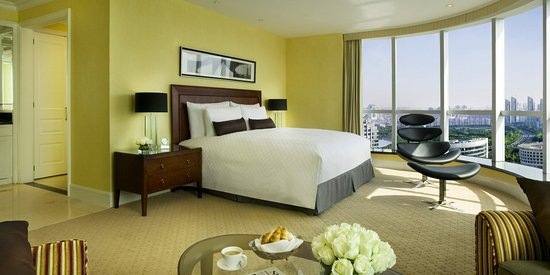 Crowne Plaza Century Park Shanghai: Junior Suite