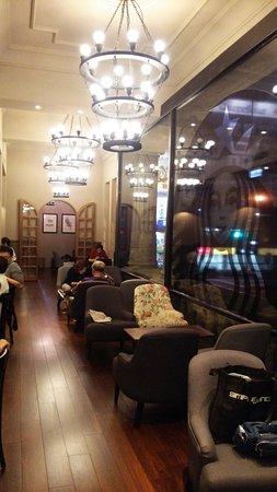 星巴克咖啡館(保安門市)
