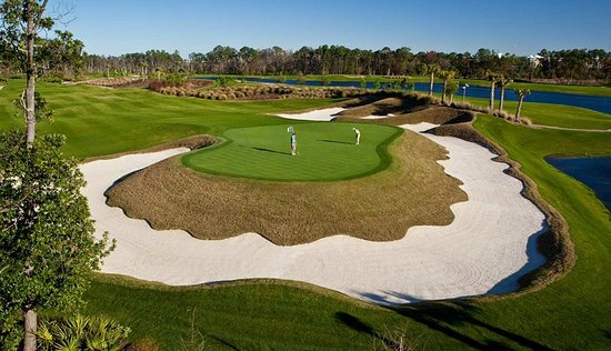 Waldorf Astoria Orlando: Golf Club Hole #11