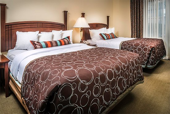 Staybridge Suites Toledo / Maumee: One bedroom suite with 2 Queen Beds