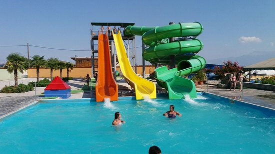 Posidonio Water Park