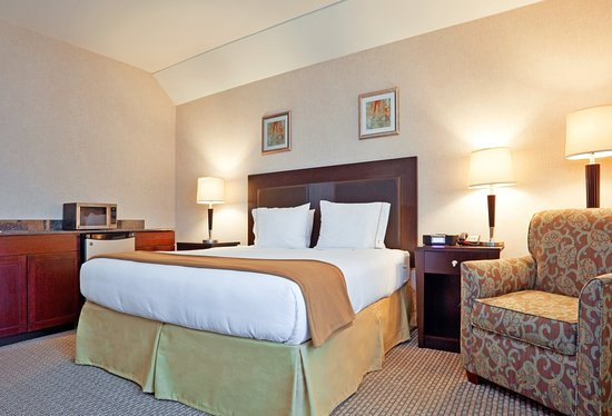 Holiday Inn Express & Suites North East: Guest Room